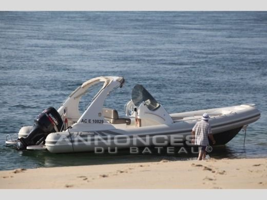 RIB Jocker Boat WIDE 750 for hire
