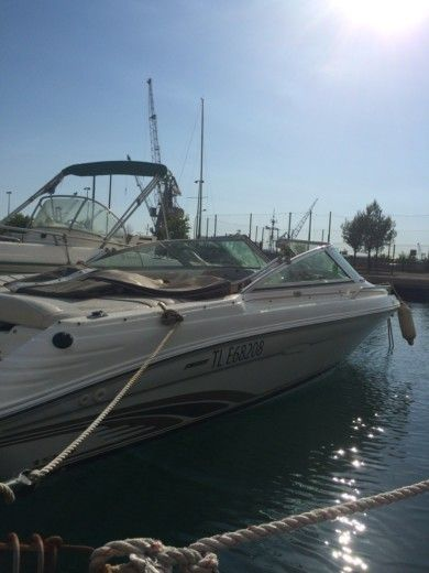 SEA RAY 190 Bow Rider a Toulon da noleggiare