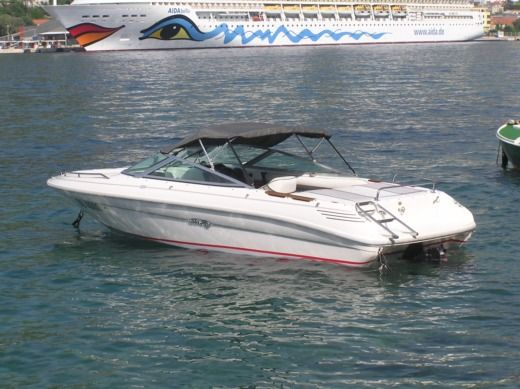 Sea Ray 180 in Dubrovnik for rental