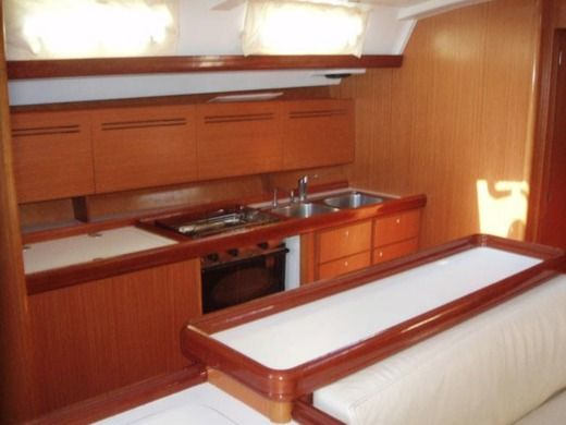 Sailboat Beneteau Cyclades 50.5