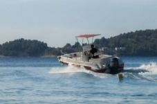 Fisherman Blumax 550 in Vela Luka