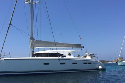 Location Catamaran NAUTITECH 44 Victoria
