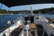Sailboat Elan 431