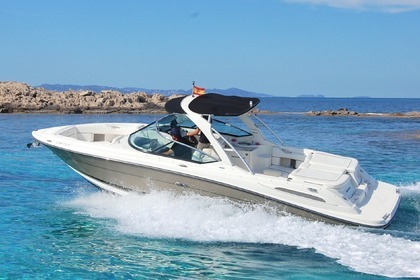 Charter Motorboat Sea Ray 270 Ibiza