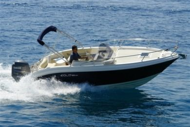 Charter Motorboat Eolo 650 Day Rab