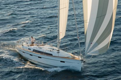 Rental Sailboat Bavaria 41 Cruiser Girona