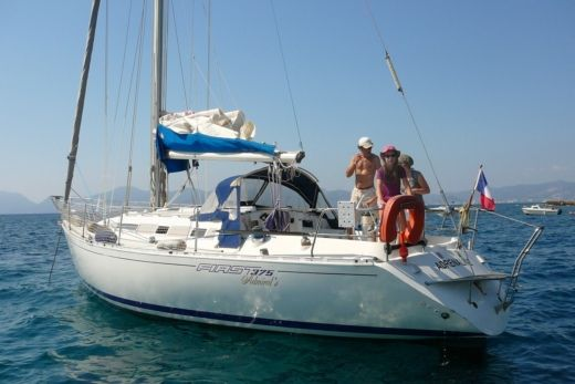 Beneteau First 375 Admiral in Cannes for hire