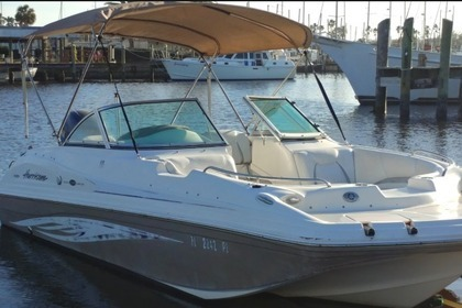 Hire Motorboat Hurricane Hurricane 195 Daytona Beach
