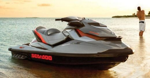 Brp Seadoo GTI 180cv édition Limitée in Saint-Cyprien for hire