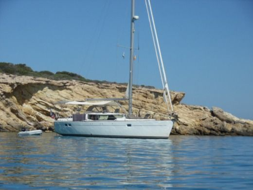 Sailboat Wauquiez Pilot Salon 40 peer-to-peer
