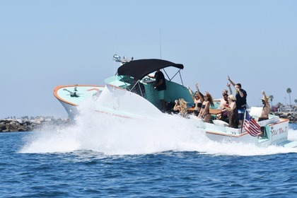 Rental Motorboat BayWatch BayWatch Newport Beach