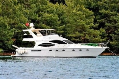 Rental Motorboat Bodrum Custom Motorboat 55 Bodrum