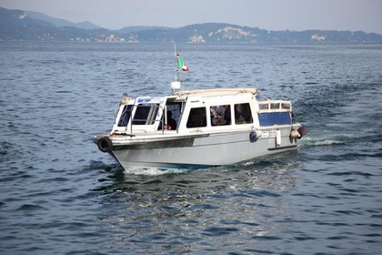 Rental Motorboat Batello 12 metri Baveno