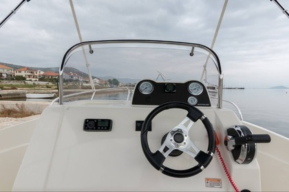 Rental Motorboat Sessa Key Largo 20 Trogir
