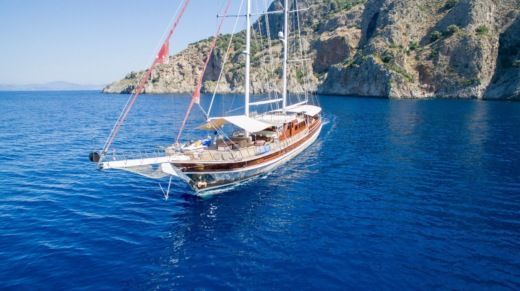 Platin Yachting Lux in Fethiye for rental