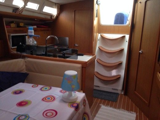 JEANNEAU 42 I Sun Odyssey in Royan for hire