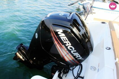 Hire Motorboat Quicksilver Activ 555 Open Vrsar
