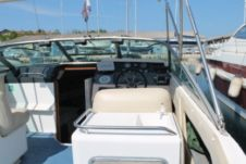 Motorboat Sea Ray 280 for hire