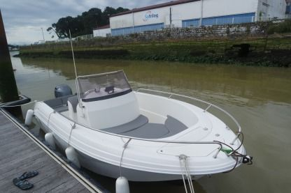 Alquiler Lancha Pacific Craft 545 Anglet