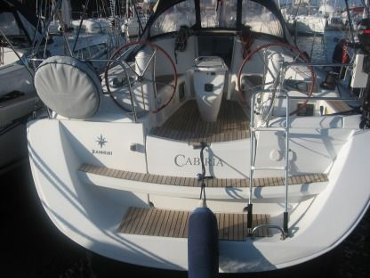 Rental Sailboat Jeanneau Sun Odyssey 39Ì Portisco