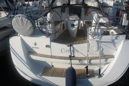 Hire Sailboat JEANNEAU SUN ODYSSEY 39I Portisco