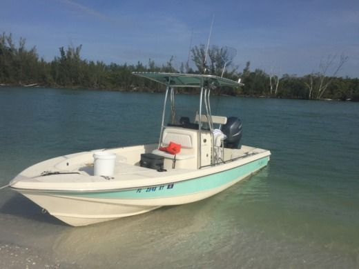 Charter Motorboat Scout 220 Bay Scout Fort Lauderdale