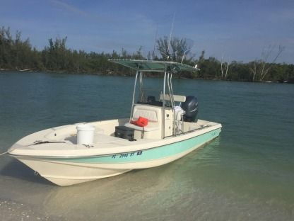 Rental Motorboat Scout 220 Bay Scout Fort Lauderdale