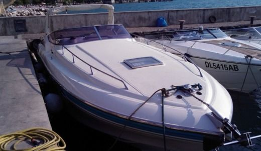 Colombo Virage 34 in Cavalaire-sur-Mer for hire