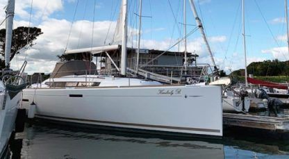 Rental Sailboat Jeanneau Sun Odyssey 379 San Francisco