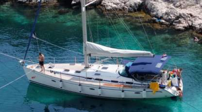 Charter Sailboat Bavaria 47 Cruiser Rhodes