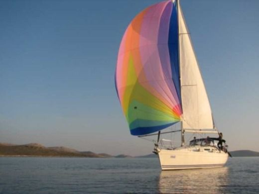 Sailboat Jeanneau Sun Odyssey 36,2 peer-to-peer