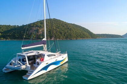 Miete Katamaran Island Spirit IS 410 Amphoe Ko Chang