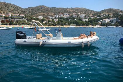 Charter RIB ZODIAC MEDLINE 660 Empuriabrava