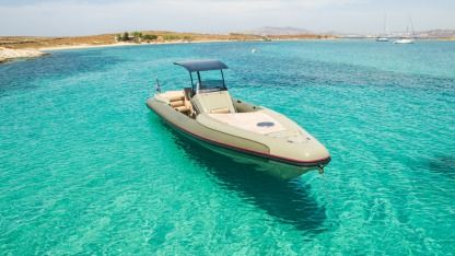 Miete RIB Technohull Sea Dna 999 S Mykonos