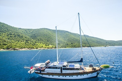 Rental Sailing yacht Custom Made Golden Glory Bodrum