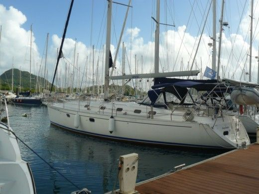Sailboat Dufour Dufour Gibsea 51 peer-to-peer