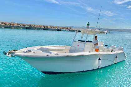 Hire Motorboat Sea Fox 286 CC St-Laurent-du-Var