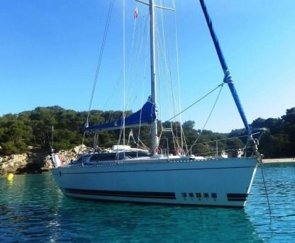 Rental Sailboat Kirie - Feeling Kirie Saint-Mandrier-sur-Mer