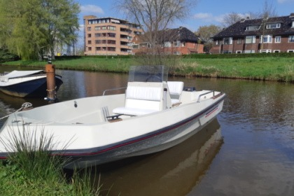 Rental Motorboat Elan 450 family Gt Breda