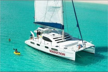 Location Catamaran Leopard 46 Marigot