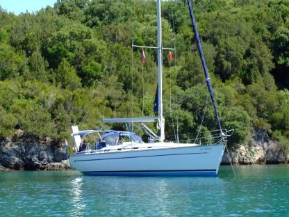 Charter Sailboat Bavaria 44 Corfu