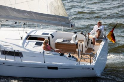 Charter Sailboat Hanse Hanse 385 Split