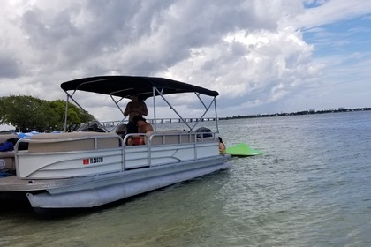 Rental Motorboat Suntracker 1587 Sunny Isles Beach