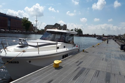 Charter Motorboat stillo yachts stillo 30 Szczecin