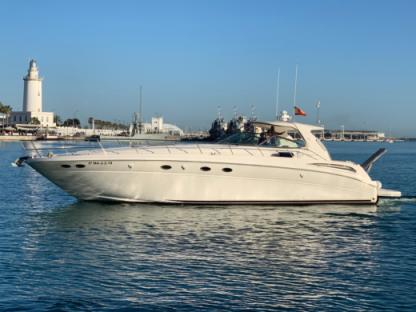 Verhuur Motorboot Sea Ray 510 Sundancer Málaga