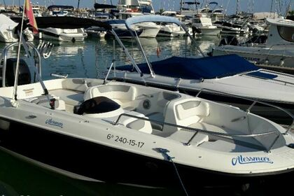 Hire Motorboat Bayliner 180XL Castellón
