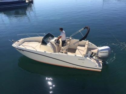 Rental Motorboat Quicksilver 675 Activ Tribunj