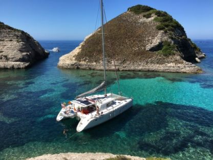 Location Catamaran Lagoon 44 Saint-Martin