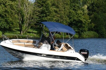 Hire Motorboat Italmar OPEN Villeneuve-sur-Lot