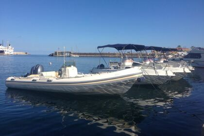 Location Semi-rigide JOKER BOAT CLUBMAN 21 Pantelleria